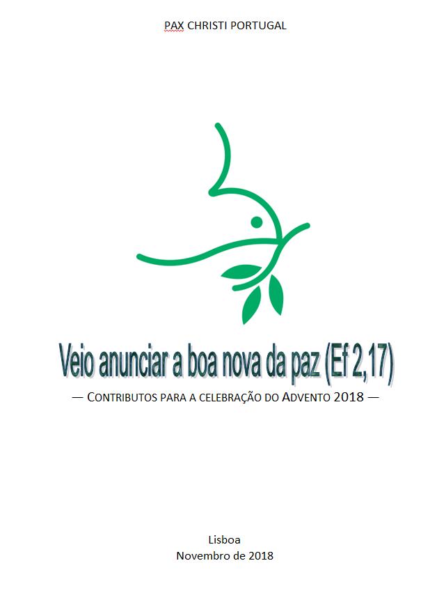 Veio anunciar a boa nova da paz (Ef 2,17)